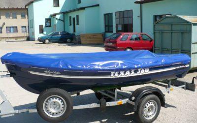 Schwimmbeckenfolie, Abdeckungsschutz für Boote